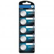 Батерия EA CR2032, 3.0V - комплект от 5 батерии