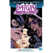 Batgirl and the Birds of Prey Vol. 1: Who Is Oracle? (Rebirth), Paperback