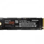Диск Samsung SSD 960 EVO M2 PCIe 250GB, MZ-V6E250BW