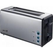 Prajitor de paine Arielli AET-1011 1050 W Functie dezghetare Argintiu