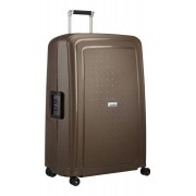Samsonite S'Cure DLX 81cm Spinner Extra Large Suitcase - Metallic Bronze
