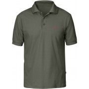 FjallRaven Crowley Pique Shirt - Mountain Grey - Shirts Polo XL