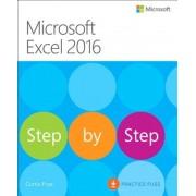 Microsoft Excel 2016 Step by Step, Paperback