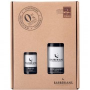 Barberians Giftbox Men With Beard Kit - Beard Oil & Edp