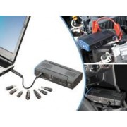 REVOLT Batterie d'appoint 5 en 1 (12A) avec fonction démarreur de secours pour voiture
