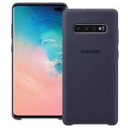 Samsung Galaxy S10+ Siliconen Hoesje EF-PG975TNEGWW - Navy