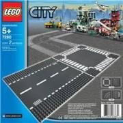 LEGO 7280 Rak Väg & Korsning