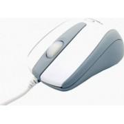 Mouse Esperanza EM115W Optic 800DPI Alb