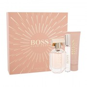 HUGO BOSS Boss The Scent For Her confezione regalo Eau de Parfum 50 ml + Eau de Parfum 7,4 ml + lozione per il corpo 50 ml da donna