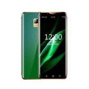 ZHANGZC Smartphone K-Touch I10s, 1 GB + 16 GB, Face ID de identificación, 3,46 Pulgadas Android 6.0, Red: 3G, Dual SIM, Soporte Google Play (Color : Green)