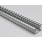 Aluminijski Profil LL ALP003 15mm ugradbeni 2m