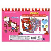 Hello Kitty Diary Stationery Gift Set School Supplies