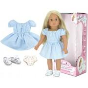 18 Inch Sophia Doll, 18 Inch Blonde Sophias Doll, Jointed Arms/Legs & Soft Body