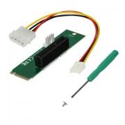 Adapter, MAKKI Mining M.2 to PCI-E 4X Slot Riser (MAKKI-M2-PCIE-4x-v1)