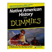Native American History For Dummies (Spignesi Stephen J.)(Paperback) (9780470148419)