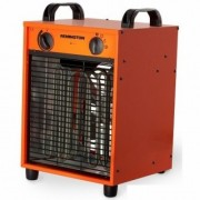 Incalzitor electric Tip REM9EPB, 9 KW, Functionare in doua trepte, Alimentare trifazica