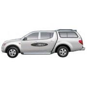HARD TOP CARRYBOY MITSUBISHI L200 DOUBLE CAB 2006 SANS VITRES - accessoir...