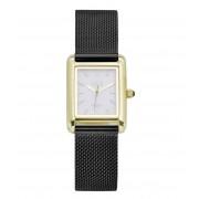 IKKI Horloges Watch Grace Black Goudkleurig