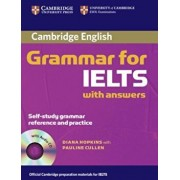 Cambridge Grammar for IELTS: with answers 'With CD', Paperback/Diane Hopkins