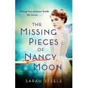 The Missing Pieces of Nancy Moon Escape to the Riviera pour la lecture la plus irrésistible de 2020 par Steele & Sarah