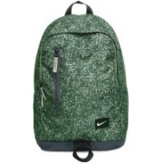 Nike All Access Halfday 19 L Medium Backpack(Green)