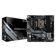 MB, ASRock Z390M PRO4 /Intel Z390/ DDR4/ LGA1151