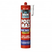 Bison professional polymax express high tack wit 435 g