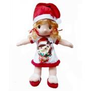 Grabadeal 2 Feet Christmas Doll Stuffed Soft Toy