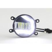 Set 2 proiectoare cu 2 functii, lumini de zi si proiector ceata tip LEDriving FOG