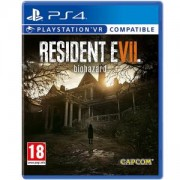 Игра Resident Evil 7 Biohazard, За PlayStation 4, PlayStation VR