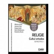 Religie. Cultul ortodox. Manual pentru clasa a IV-a sem. I si al II-lea