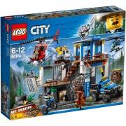 Lego City Police: Politiekantoor op de berg (60174)