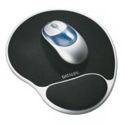 Mousepad cu gel ESSELTE Data Line - argintiu