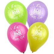 10 baloane latex La Multi Ani - 26 cm