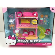 Hello Kitty Beach House Mini Doll Large Playset