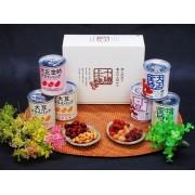 十勝上士幌 煮豆&ドライパック6缶入セット(豆料理レシピ付)