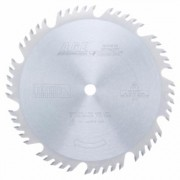 AGE Series MD10-500 Carbide Tipped Combination Ripping and Crosscut 10 Inch D x 50T 4+1, 20 Deg, 5/8
