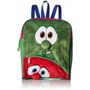 Enesco Veggie Tales Plush Bob Tomato Larry Cucumber Backpack