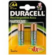 Acumulator NI-MH Duracell AA 1 2V 2500mA blister 4 buc