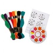 WeGlow International Make Your Own Friendship 2 Bracelet Kit (9 Piece)