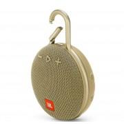 SPEAKER, JBL CLIP 3, ultra-portable, Bluetooth, Sand (JBLCLIP3SAND)