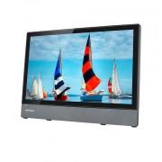 "Monitor IPS, HannsG 27"", HT273HPB, Touch, 8ms, 80Mln:1, HDMI/VGA, FullHD"