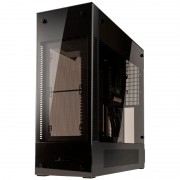 Lian Li PC-O12WX Midi-Tower - schwarz Window