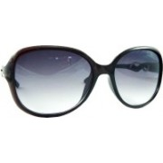Els Over-sized Sunglasses(Black)