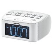 RCR-24 Ébresztőórás rádió digitális szintézeres FM AM Aux-in