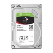"3TB Seagate IronWolf ST3000VN007, SATA 6Gb/s, 5900 rpm, 64 MB, 3.5""(8.89 cm)"