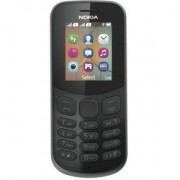 Nokia 130 Dual SIM 2017 zwart