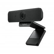 Cámara web Logitech C925E 1080p HD con cubierta de seguridad integrada