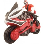 Power Rangers Power Ranger Samurai Samurai Disc Cycle Fire