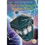 What Is the Story of Doctor Who?, Paperback/Gabriel P. Cooper